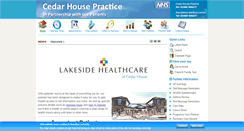 Preview of cedarhousesurgery.net